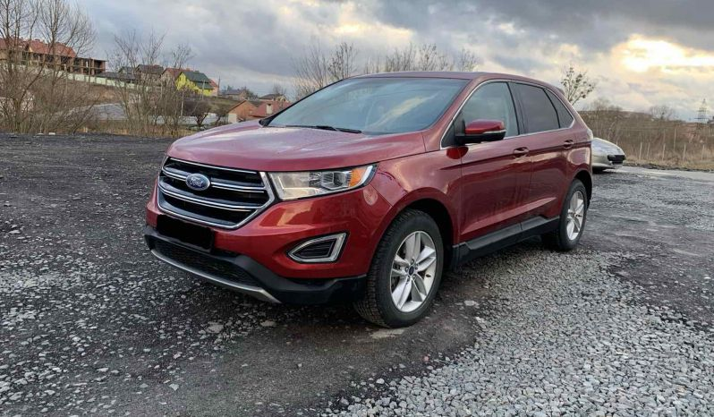 FORD EDGE SEL 2017 full