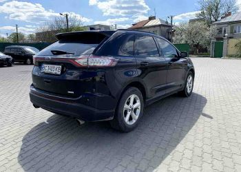 Ford EDGE 2017 full