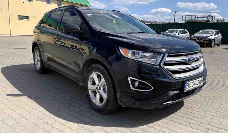 Ford EDG 2017 Black из США под ключ в Украине