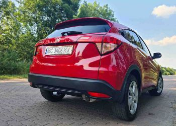 HONDA HR-V 2017 full