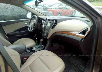 HYUNDAI SANTA FE LIMITED 2014 full