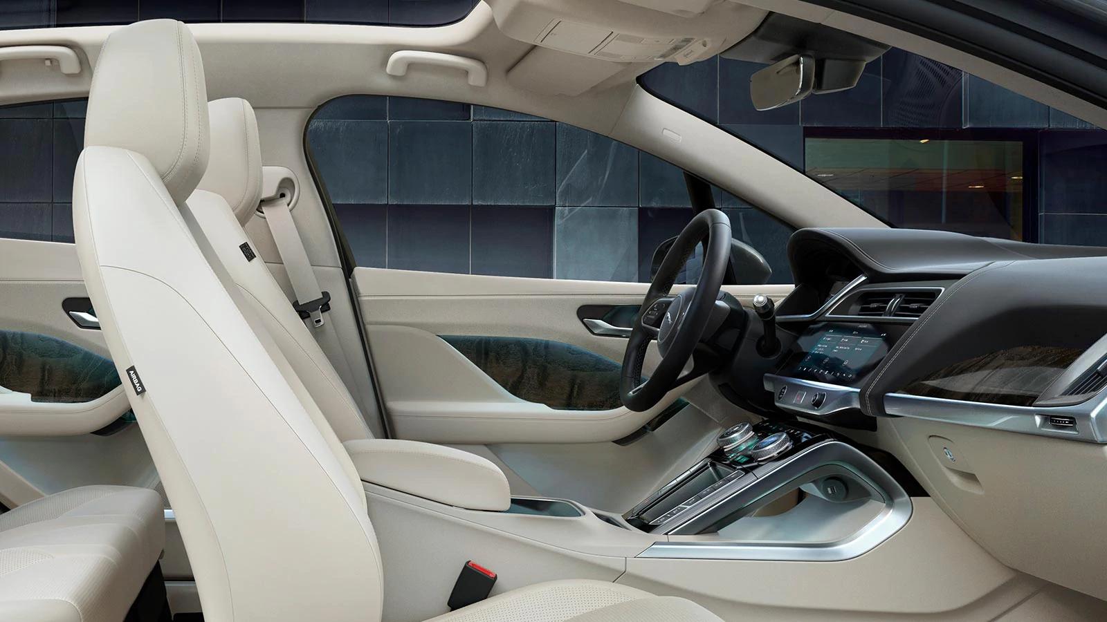 Электро кроссовер Jaguar I-Pace EV320