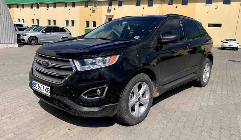Ford EDGE 2017 full