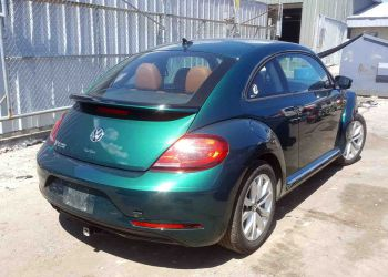Volkswagen Beetle 2017 full