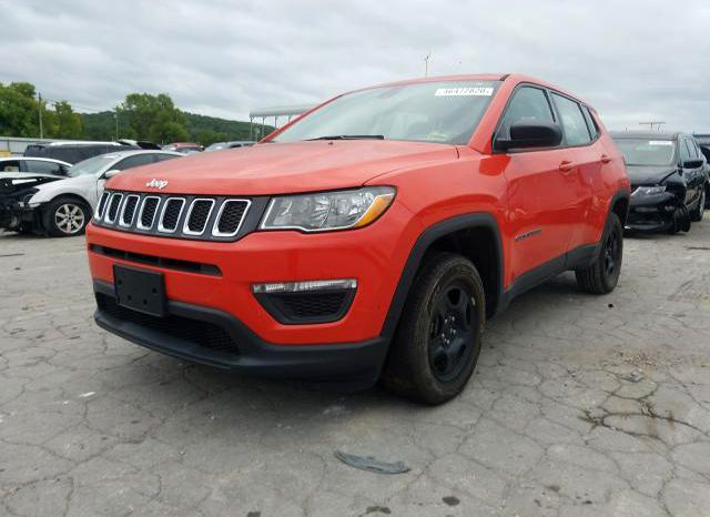 JEEP COMPASS SPORT 2018 full