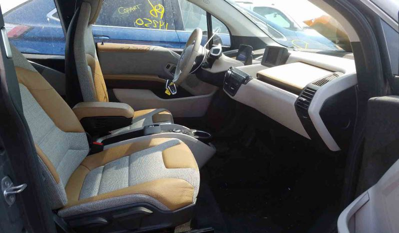 BMW I3 REX 2016 full