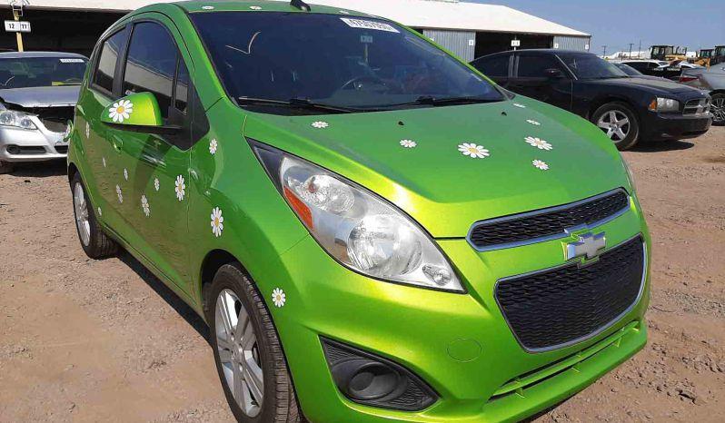 Chevrolet Spark из США в Киеве Украине под ключ