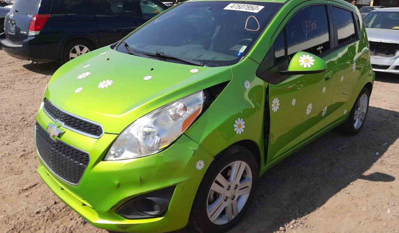 CHEVROLET SPARK LS 2014 full
