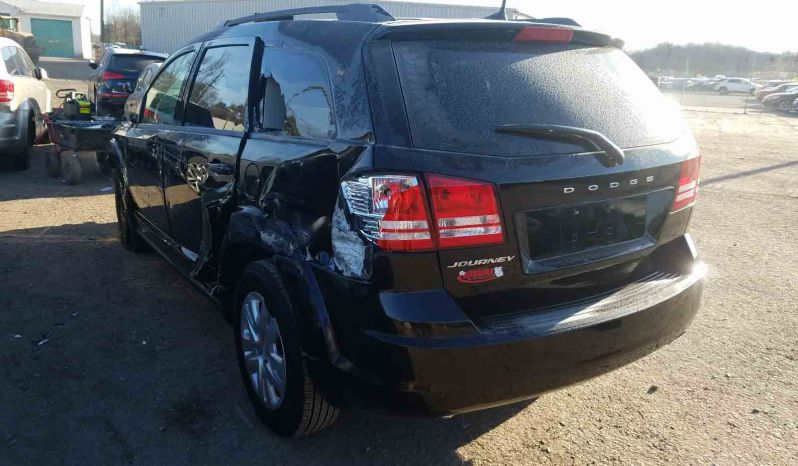 DODGE JOURNEY SE 2018 full