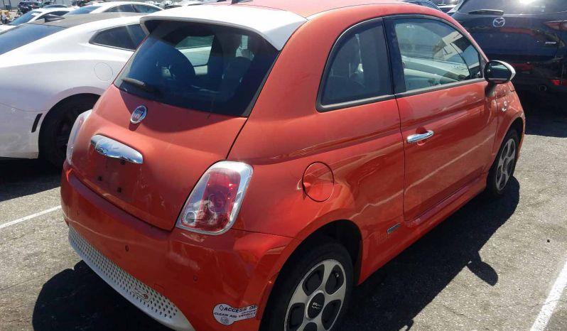Купить FIAT 500 ELECTRIC в США на аукционе