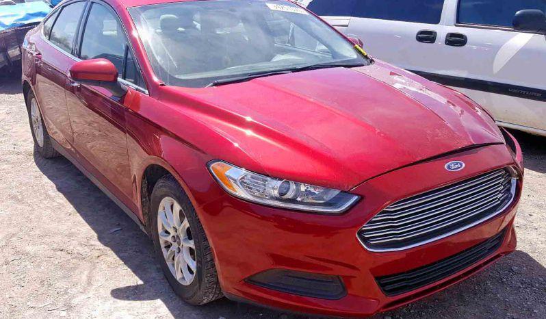 купить Форд Фьюжд в США
