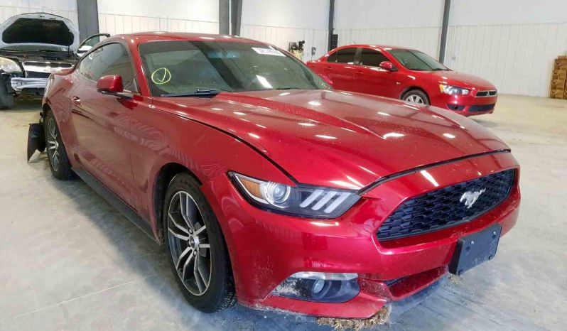 Купить Форд Мустанг в США