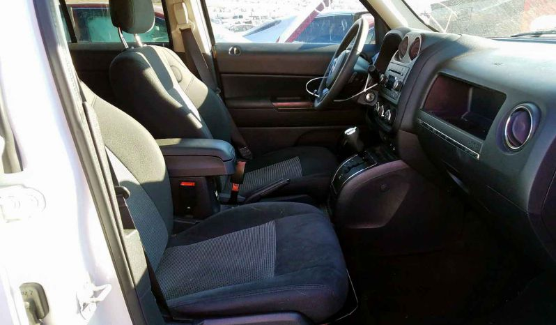 JEEP PATRIOT LATITUDE 2015 full