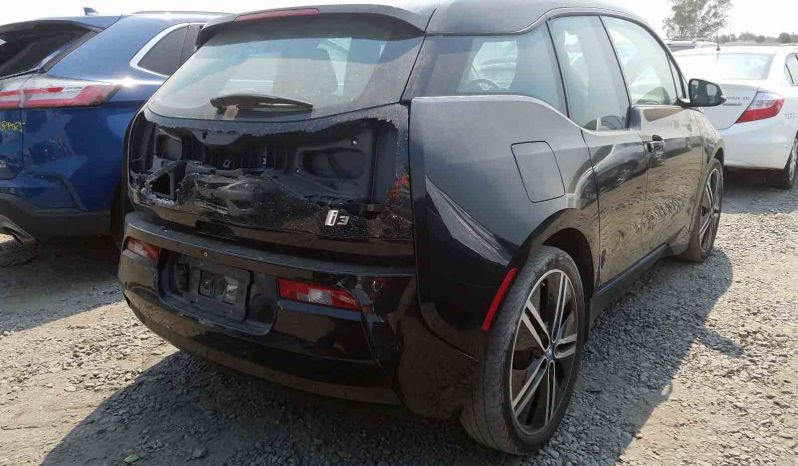 BMW I3 REX 2016 full
