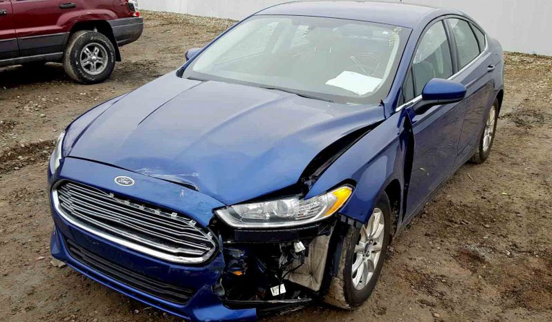 FORD FUSION S 2015 full