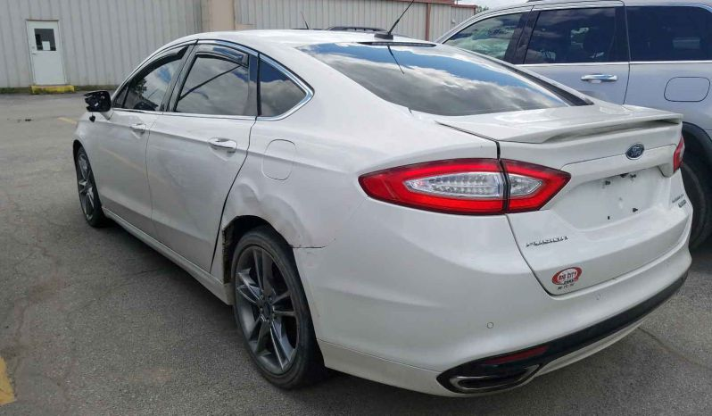 FORD FUSION TITANIUM 2014 full