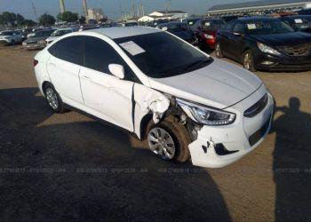 Купить Hyundai Accent из США в Киеве