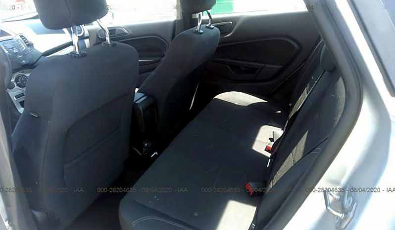FORD FIESTA 2017 full