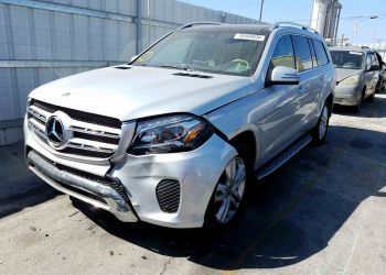 MERCEDES-BENZ GLS 450 2017 full