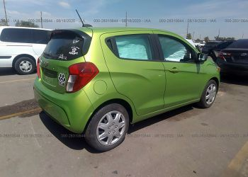 CHEVROLET SPARK LS 2016 full