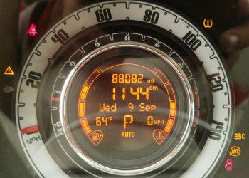 FIAT 500 POP 2012 full