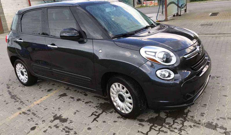 Купить FIAT 500L POP 2014 из США в Украине