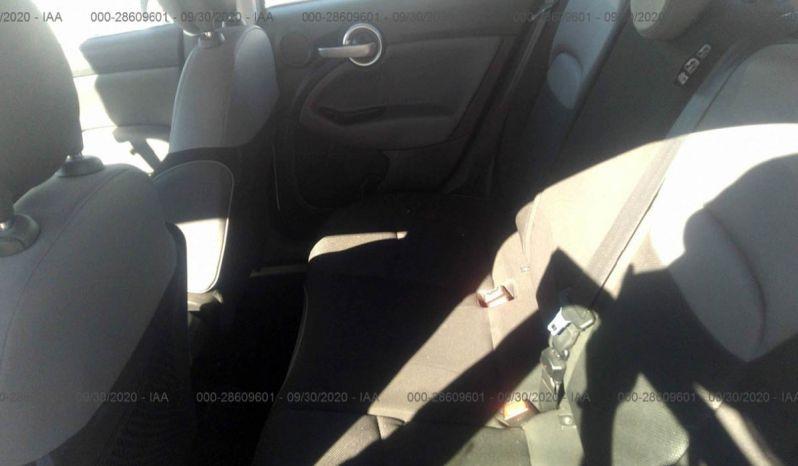 FIAT 500X POP 2016 full