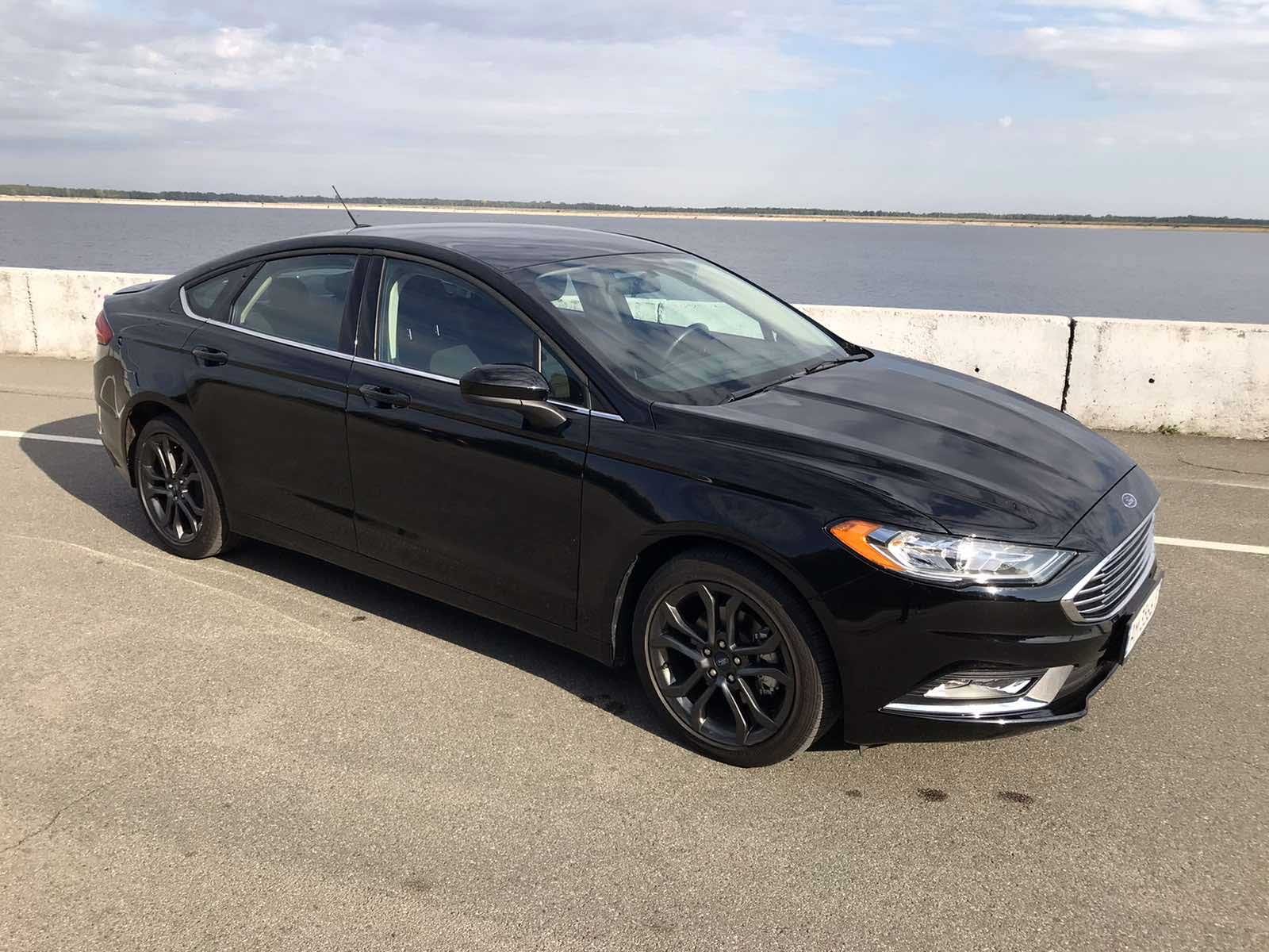 FORD FUSION S+ 2018