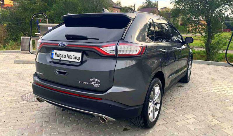Ford EDGE TITANIUM 2015 full