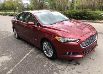 Ford Fusion Hybrid 2013 из США купить в Укаине