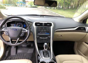 Ford Fusion Hybrid 2013 full