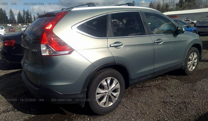 HONDA CR-V EXL 2012 full