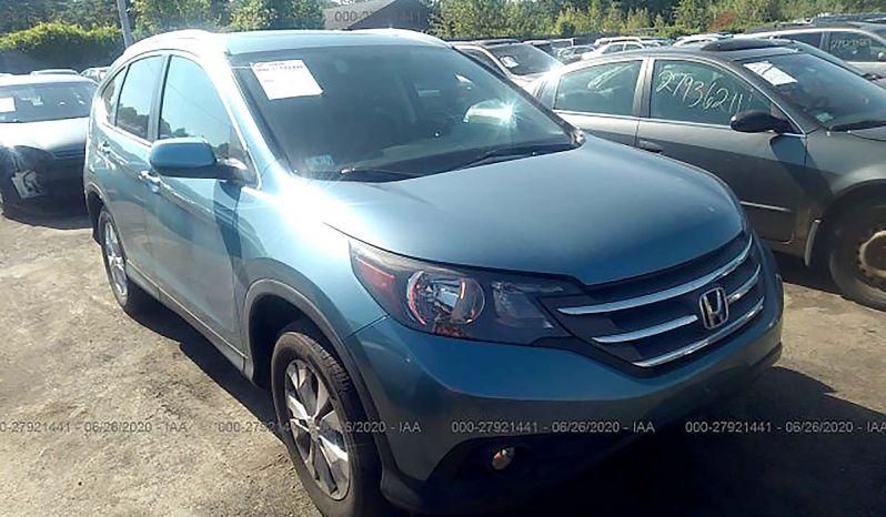 Купить Honda CR-V 2014 из США в Украине