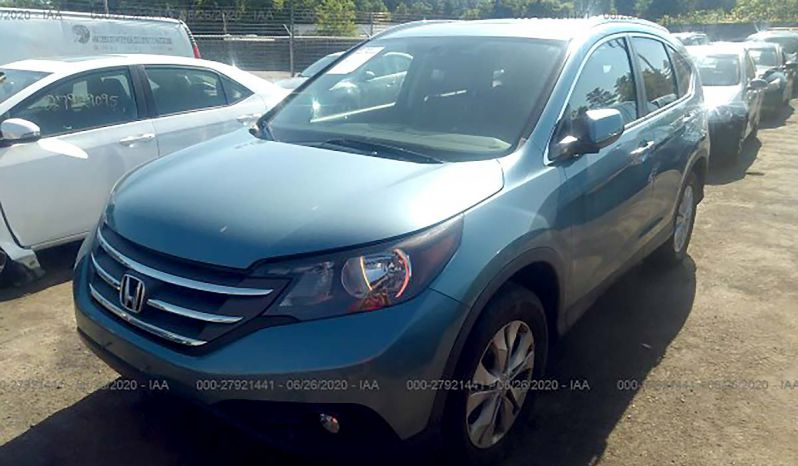 HONDA CR-V EXL 2014 full