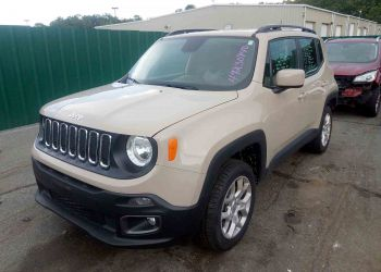 JEEP RENEGADE LATITUDE 2016 full