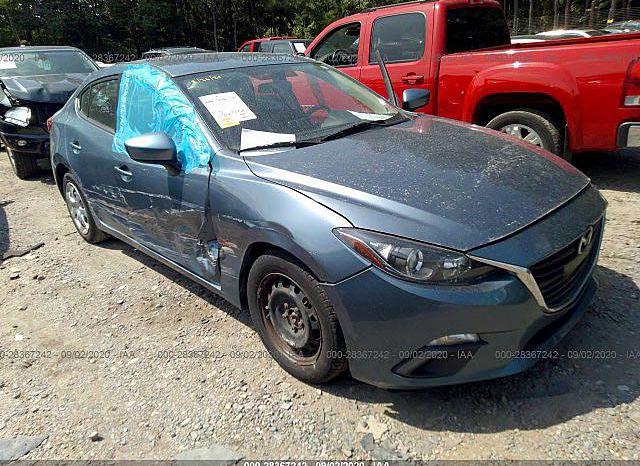 Mazda 3 из США в Киеве Украине под ключ