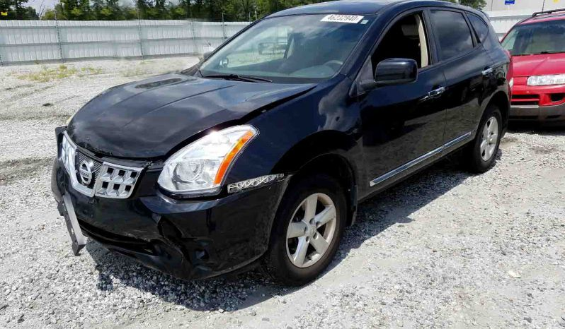 NISSAN ROGUE S 2013 full