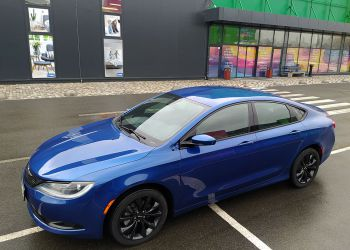 CHRYSLER 200 S 2016 full