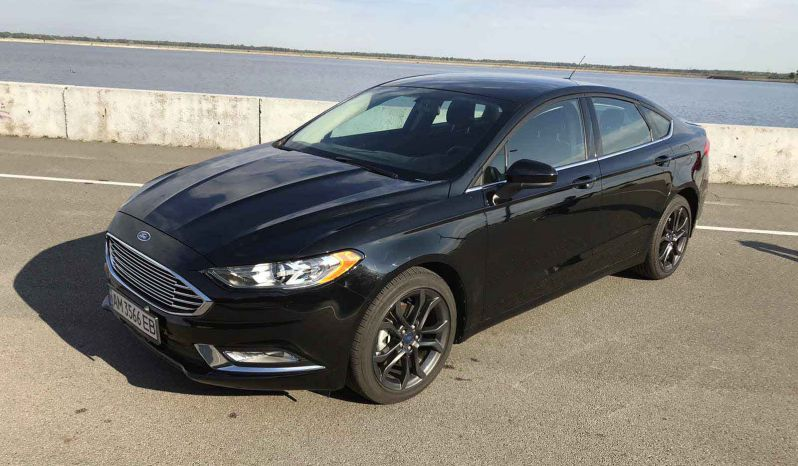 FORD FUSION S+ 2018 full