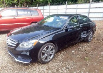 MERCEDES-BENZ E 350 2016 full