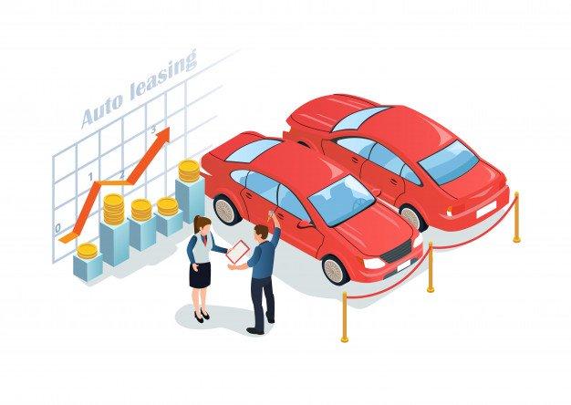 Купить авто из США в лизинг