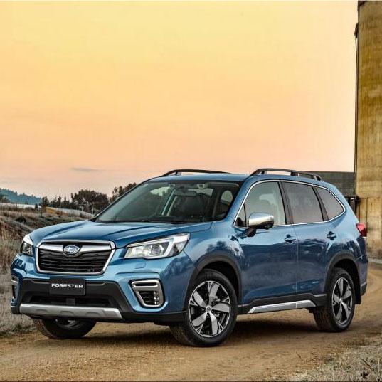 Subaru Forester 1 место в рейтинге бу авто