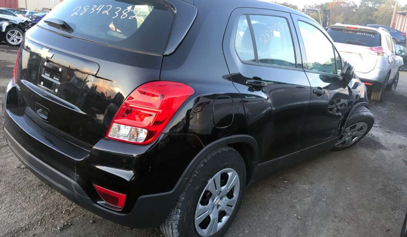 CHEVROLET TRAX LS 2018 full