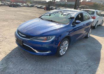 CHRYSLER 200 2015 full