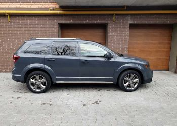 DODGE JOURNEY CROSSROAD 2017 full