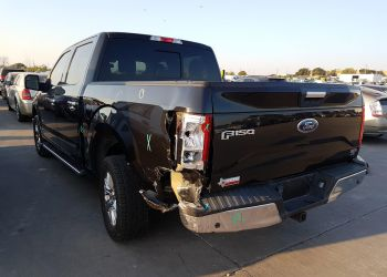 FORD F150 SUPERCREW 2015 full