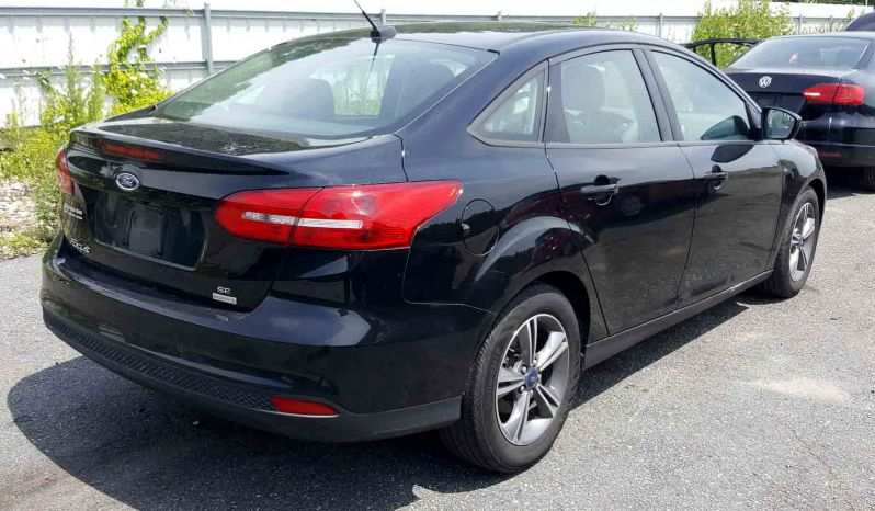 FORD FOCUS SE 2018 full