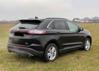 FORD EDGE EDITION 2018 full
