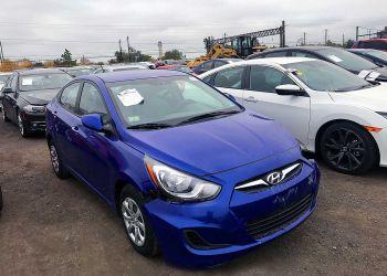 Hyundai Accent купить в США