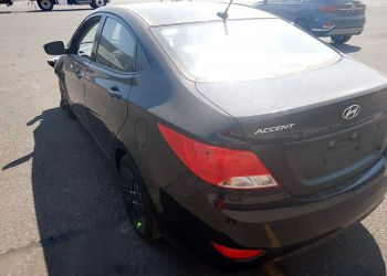 HYUNDAI ACCENT SE 2016 full
